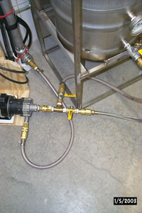 Dion Hollenbeck Pump Coupling Hoses