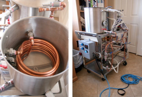 Mike Tinker S 10 Gallon Herms System American
