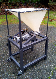 Motorize Your Grain Mill Projects Brew Your Own - Imagez co