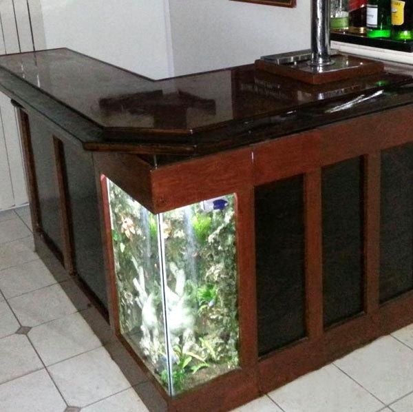 build your own aquarium bar american homebrewers association. Black Bedroom Furniture Sets. Home Design Ideas