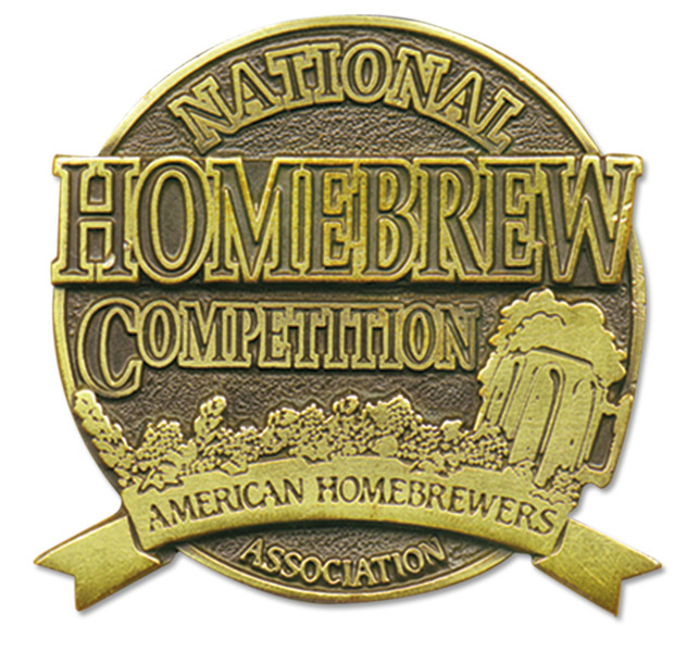 National Homebrew Competition Medal