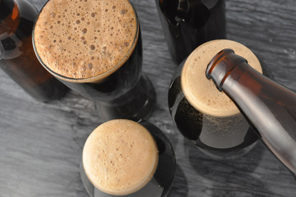 Neat milk stout recipe image here, check it out
