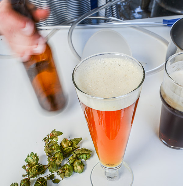 Fast Homebrewing